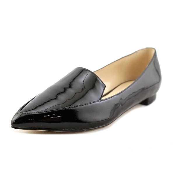e67bb36955c Shop Nine West Abay Women Black Flats - Free Shipping On Orders Over ...