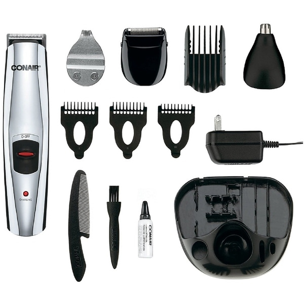 Conair 13-Piece All-In-One Grooming System, [GMT189CGB] 1 ea