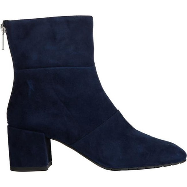 Kenneth Cole New York Women's Eryc Bootie Navy Suede