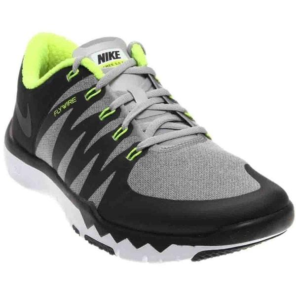 the best attitude 0f22a e4eca Shop Nike Mens Free Trainer 5.0 Cross Training Athletic ...