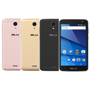 BLU Studio Mega S610P Unlocked GSM Dual-SIM Android Phone w/ 8MP Camera