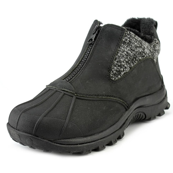 Propet Blizzard Ankle Zip II Women Round Toe Leather Winter Boot