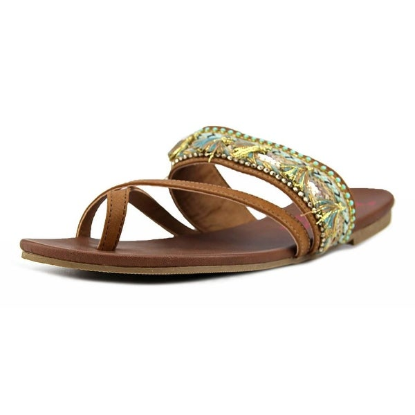 Jellypop Escapade Women Cognac Sandals