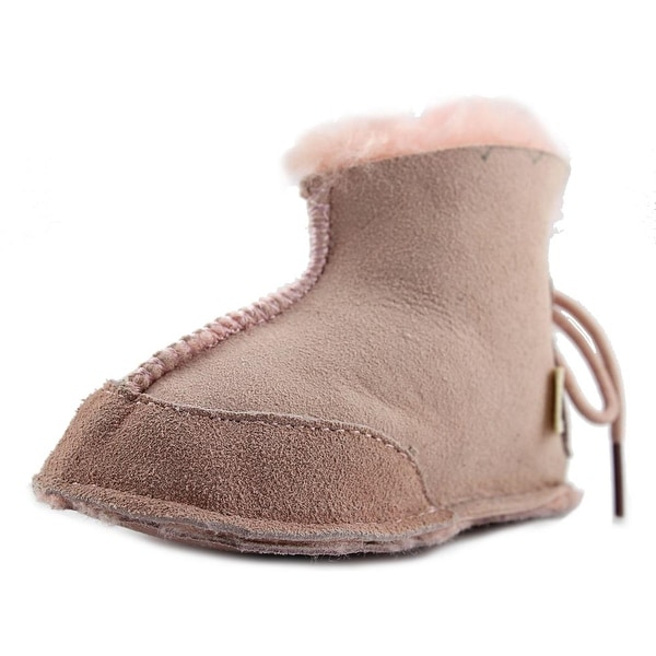 Bearpaw Mulberry Infant Round Toe Suede Winter Boot