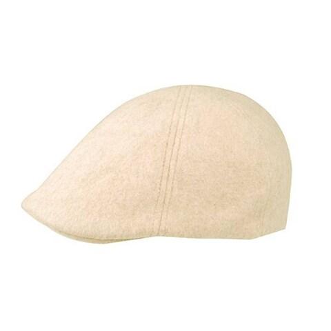 Winter Wool Fashion Ivy Cap- Camel, S/M - Small/Medium