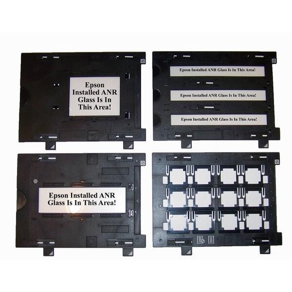 Epson Perfection V800 - Slide, 4x5, 35mm Holder & 120 Holder! All 4 Holders!