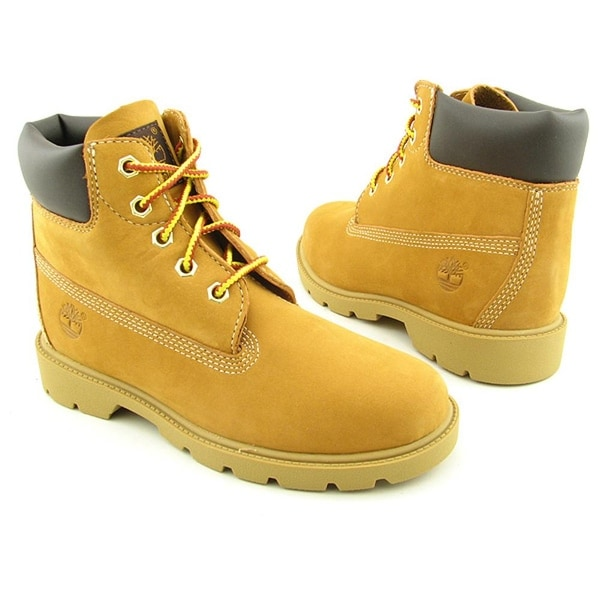 Timberland 6-Inc Classic Round Toe Leather Boot