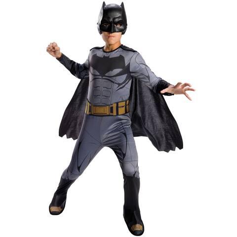 Rubies JL Batman Child Costume - Grey