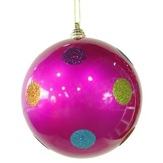 Pink Christmas Ornaments Online At Our Best Decorations Deals