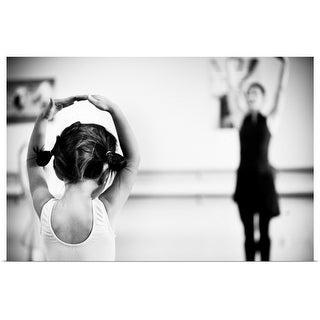 """Ballet"" Poster Print"