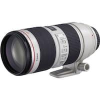 Canon EF 70-200mm f/2.8L IS II USM Lens (International Model)