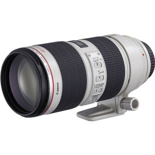 Canon EF 70-200mm f/2.8L IS II USM Lens (International Model)