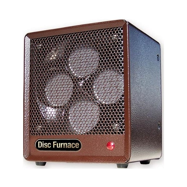 Comfort Glow BDISC6 Brown Box Electric Ceramic Heater, 1500 Watt