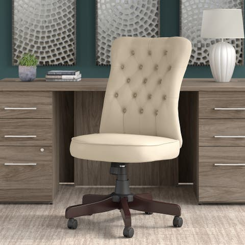 Bush Business Furniture Arden Lane High Back Tufted Office Chair