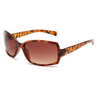 Guess GU7012-S57 Brown Tortoise Frames Brown Gradient Lenses Sunglasses
