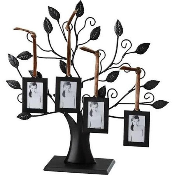 Shop Leeber 63516 Tree Of Life With 4 Hanging Frames Free Shipping