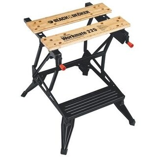 Stanley Black & Decker Wm225 Workmate 225 Portable Project Center And Vise