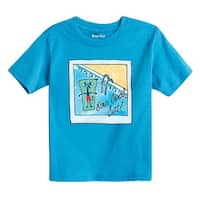 Pete The Cat One Cool Cat - Toddler Short Sleeve Tee