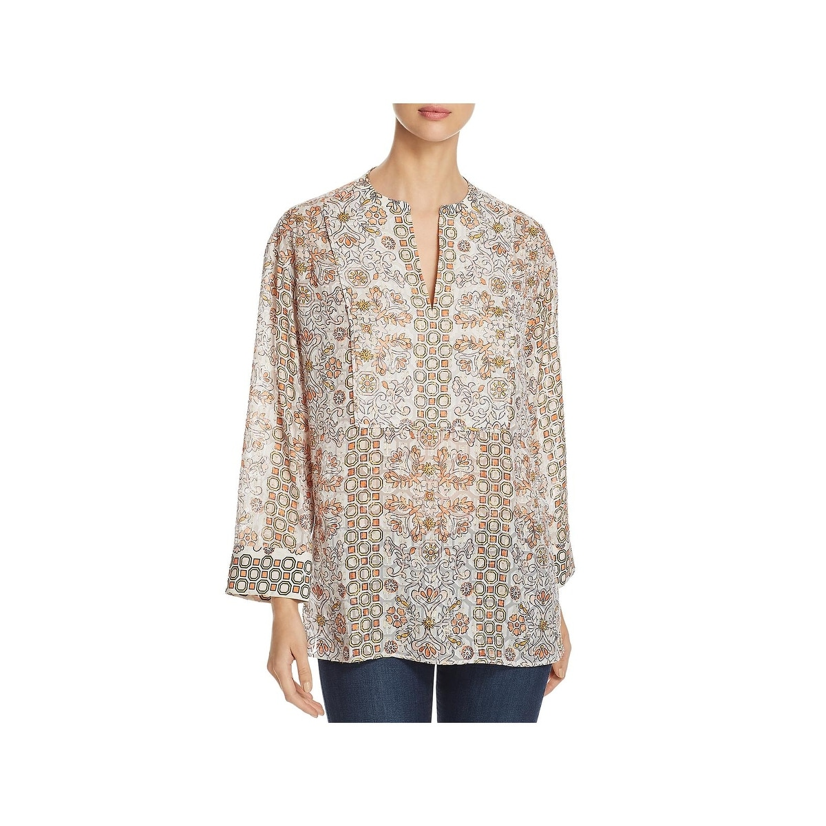 b335e01f1ee Tory Burch Tops | Find Great Women's Clothing Deals Shopping at Overstock