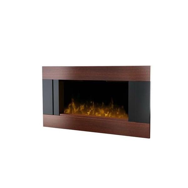 Dimplex DWF24-1325WN Lexi Wall-Mount 24-In. Fireplace heater. Opens flyout.
