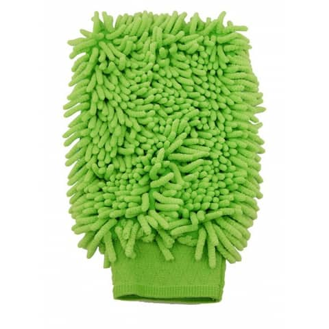 Quickie 478 Microfiber/Chenille Dusting Dual-Sided Mitt