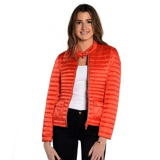 Save The Duck Lightweight Women's Bomber In Red