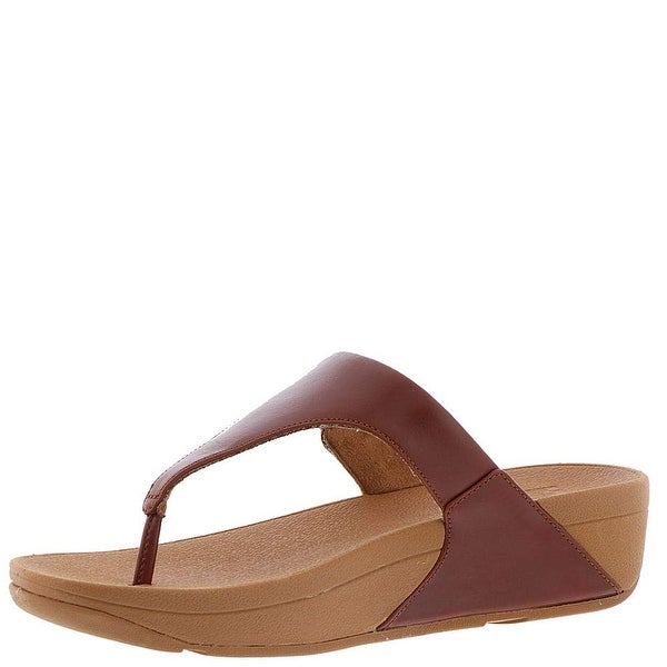 Shop FitFlop Womens Skinny Toe Leather Open Toe Casual On