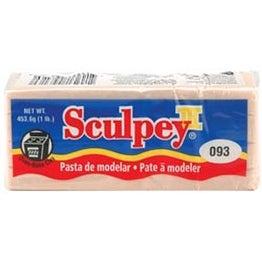 Beige - Sculpey Iii Polymer Clay 1Lb