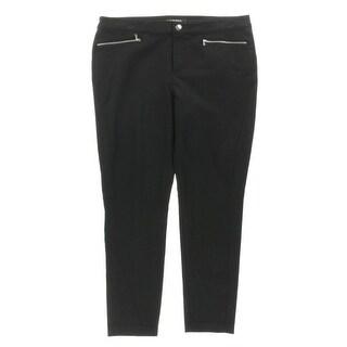 Lauren Ralph Lauren Womens Dress Pants Horizontal Zip Seamed (2 options available)