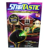 Startastic Action Laser Projector As Seen On TV 4 Laser Modes - reds and green