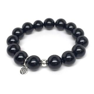 "Black Onyx Brook 7"" Bracelet"