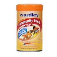 Merchandise 50445100 Wardley Goldfish Flakes Pet Food