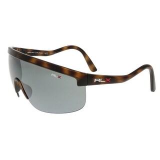 Ralph Lauren PH4070X 51756G Havana Oversized Sunglasses - 44-00-130
