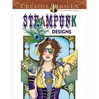 Steampunk Designs - Dover Publications