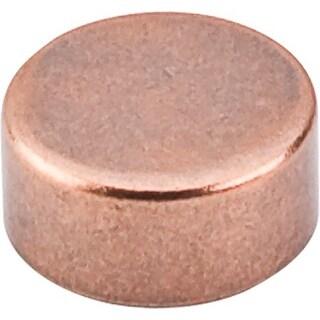 Top Knobs M978-pair Door Pull End Cap Pair in Antique Copper