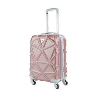 Link to AMKA Gem 20 in. Carry-On Hardside Spinner Suitcase Similar Items in Carry On Luggage