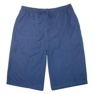 Ten West Apparel Men's Knit Men's Sleep Shorts with Pockets