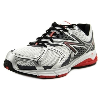 New Balance M940 Men Round Toe Synthetic Silver Running Shoe