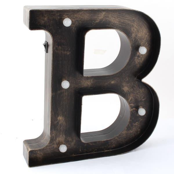 Letter Alphabet Diy Hanging