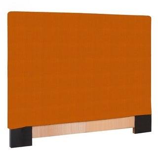 Howard Elliott Sterling Canyon Slipcovered Headboard Canyon 100% Polyester Upholstery Headboard