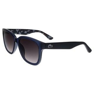 Lacoste L796/S 424 Blue Wayfarer sunglasses Sunglasses