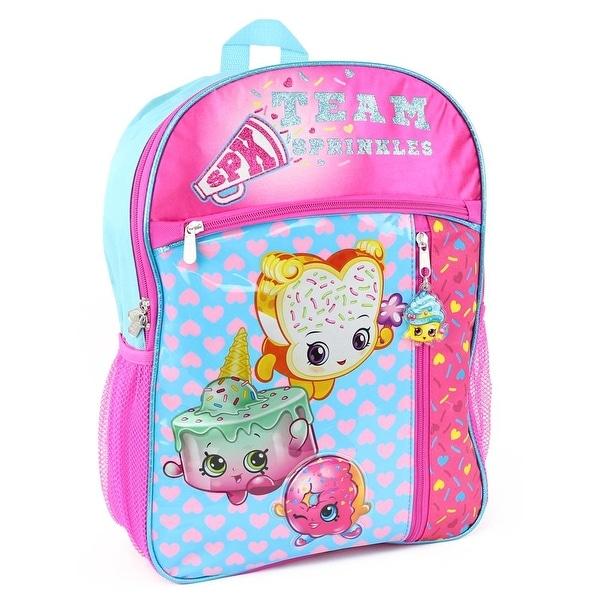 Shopkins Girls Junior Backpack
