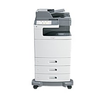 Lexmark 47B1001 X792dte Color Laser All-in-One Printer - 50 (Refurbished)