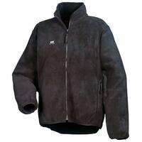 Helly Hansen Workwear Mens Red Lake Zip In Jacket - Black