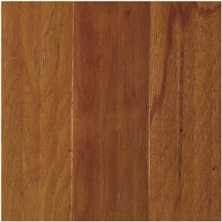 """Mohawk Industries BCE59-HIC  5"""" Wide Engineered Hardwood Flooring - Textured Hickory Appearance- Sold by Carton (28.25"""