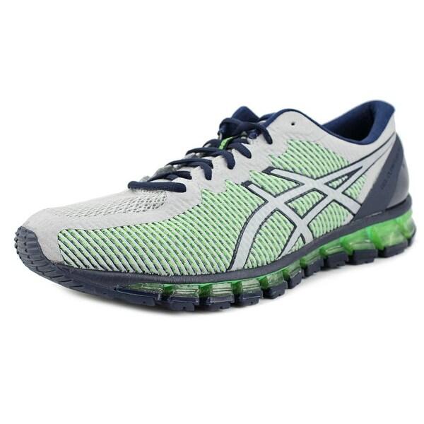 Asics Gel-Quantum 360 CM Men Round Toe Synthetic Orange Running Shoe