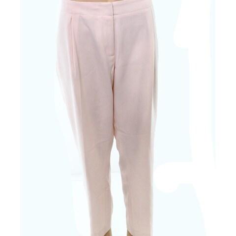 Laundry By Shelli Segal Women's Slim-Leg Dress Pants $99