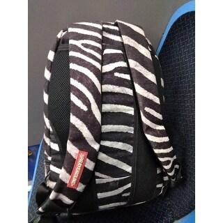 Zebra Shark Deluxe Laptop Backpack