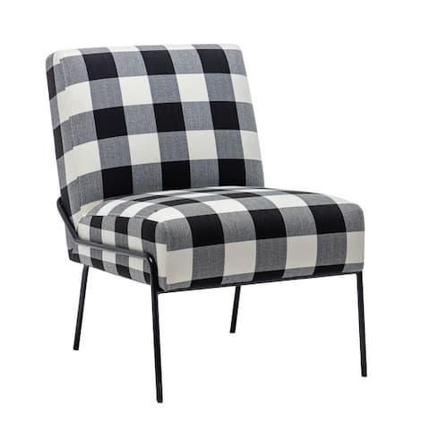 Carbon Loft Hofstetler Armless Accent Chair