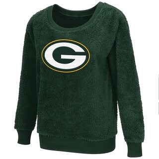 Green Bay Packers Sherpa Guide Women's Pullover